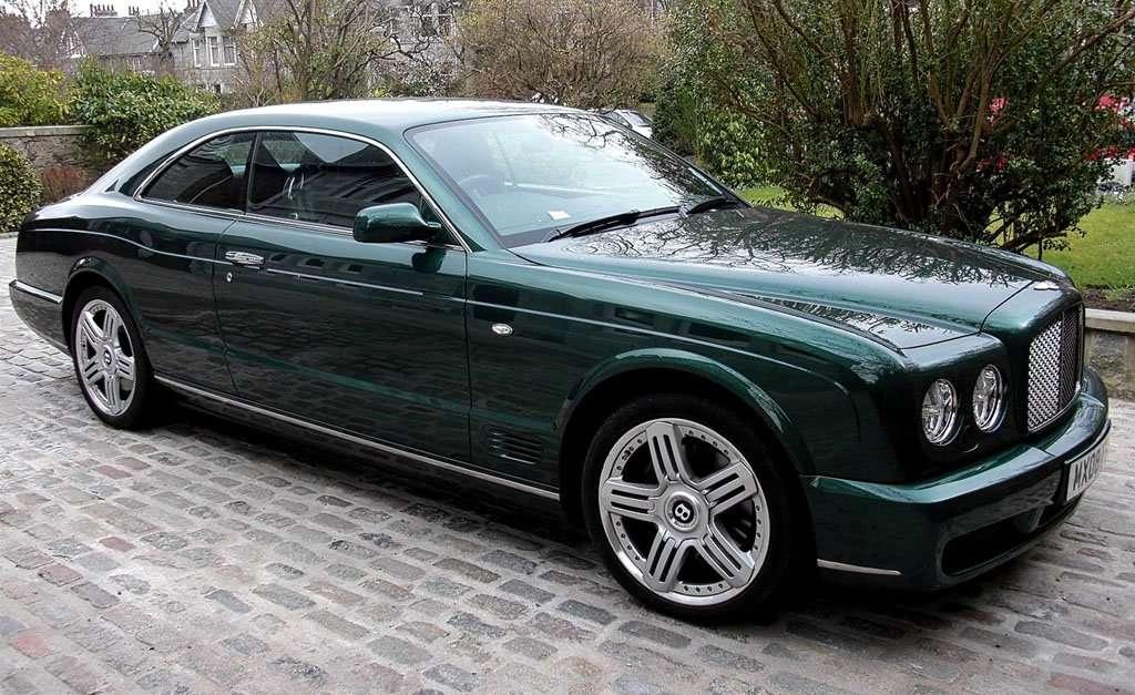 Super Cars News Bentley Brooklands