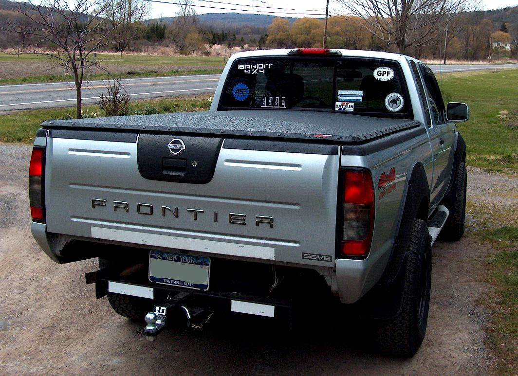 New Extang Black Max Tonneau For My D22 Frontier Nissan