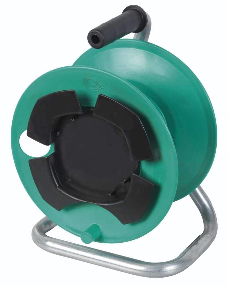 Enrouleur de cable electrique vide capacite 40m ebay - Enrouleur electrique vide ...