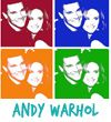 Andy  Warhol Pop Art Effect