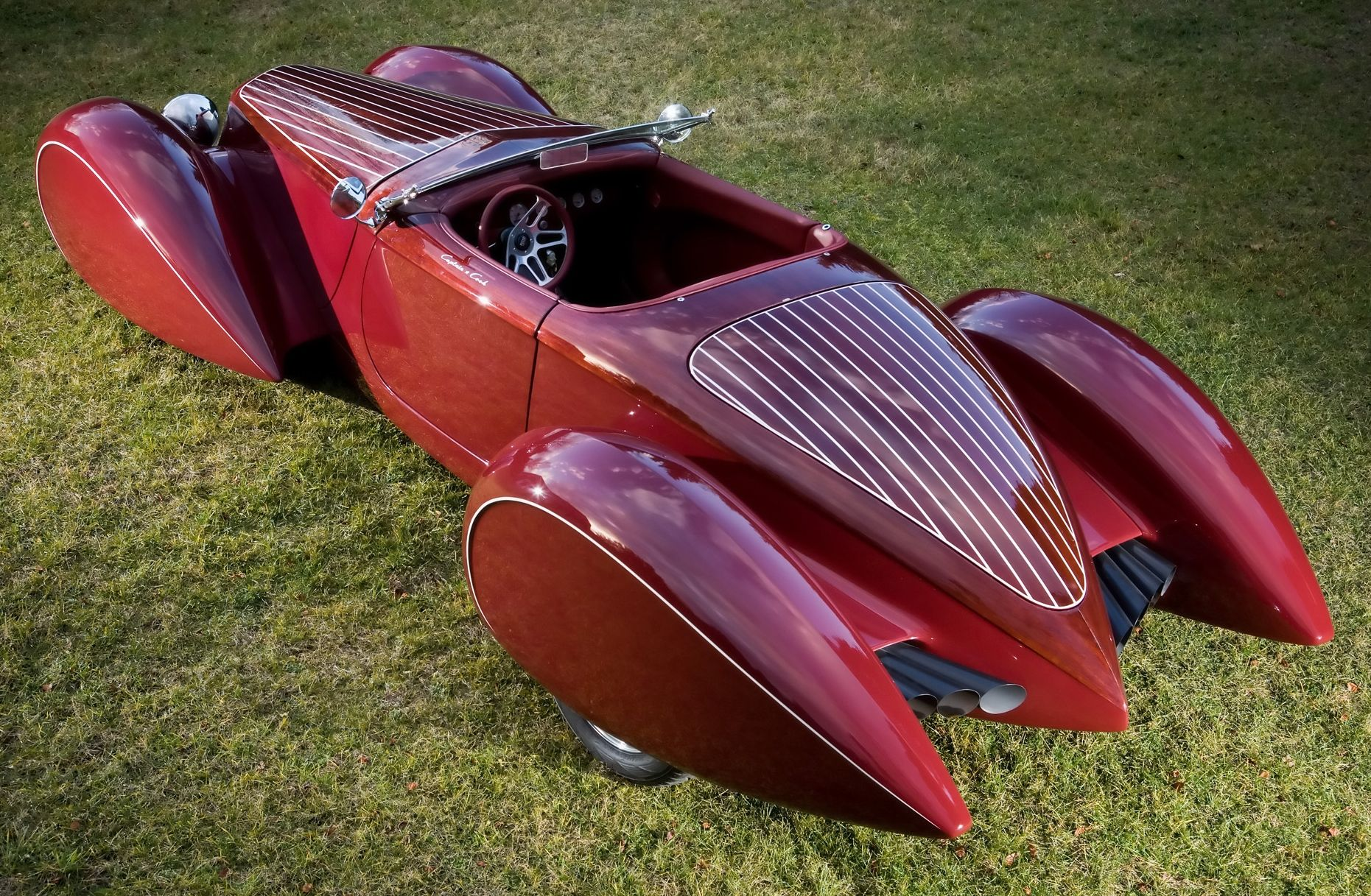 World Otomotif Auburn Boattail Speedster Generation 2 By