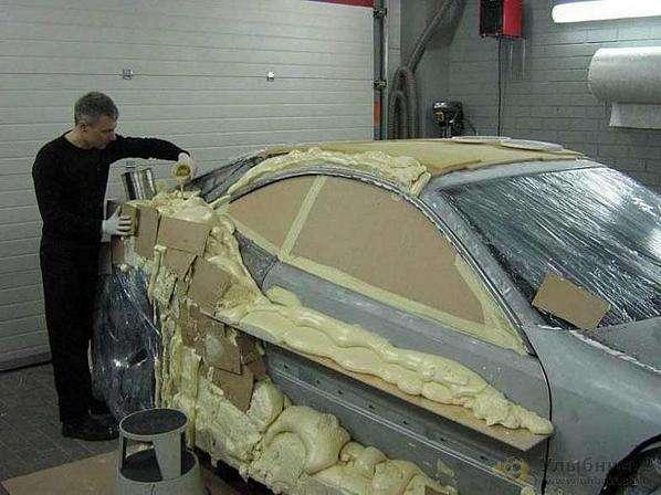 13461l - Como restaurar un coche viejo