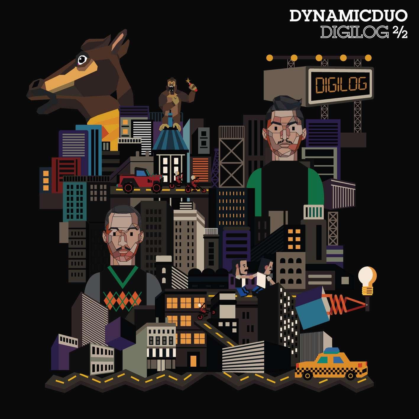 Download [Album] Dynamic Duo – DYNAMICDUO 6th DIGILOG 2/2