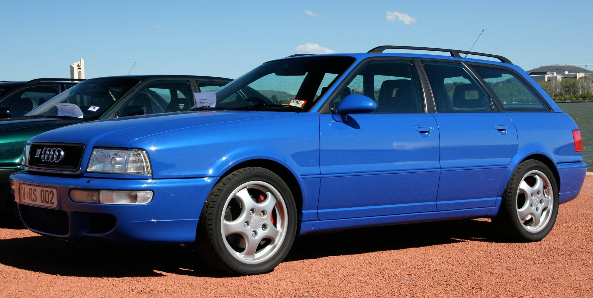 Power Cars Audi Rs2 Avant